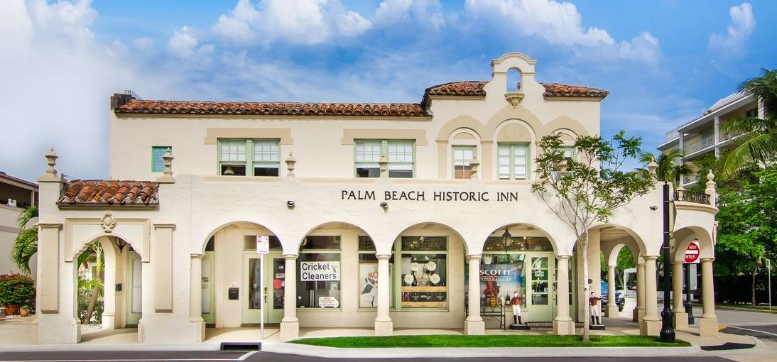 the palm beach historic inn